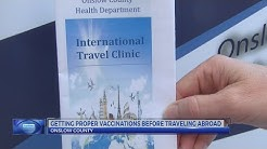 International travel clinic offered in Jacksonville