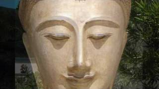 The Most Beautiful and Inspiring Faces of the Buddha - Music Elegy by Lisa Gerrard