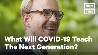 Rutger Bregman on What COVID-19 Will Teach the Next Generation | NowThis