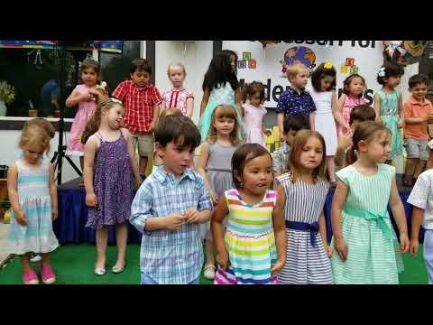 Preschool Azukita by Montessori for Modern Minds Steve Aoki, Daddy Yankee, Elvis Crespo, PlayNSkillz