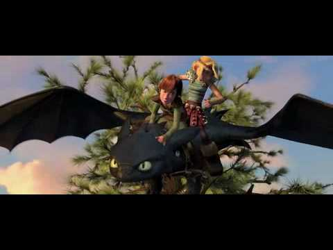Random Movie Pick - How to Train Your Dragon - 2010 Official Trailer YouTube Trailer