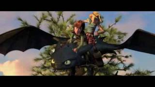 How to Train Your Dragon - 2010 Official Trailer