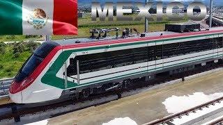 MÉXICO - Tren México-Toluca será primer tren interurbano de alta velocidad en América