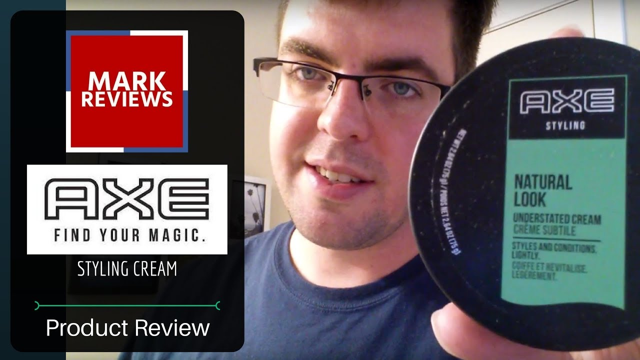 Review Axe Hair Styling Cream