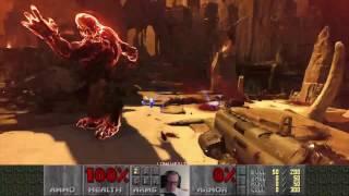 DOOM   Singleplayer   Från en livestream 2016-05-14 #4