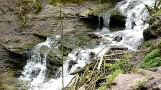 Hörschbachwasserfälle bei Murrhardt - Baden Württemberg