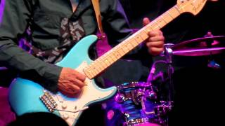 Robin Trower Live 2015 For Earth Below on Concert Tour