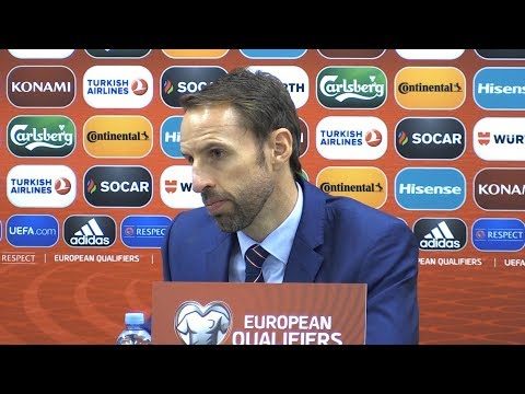 Lithuania 0-1 England - Gareth Southgate Full Post Match Press Conference - World Cup Qualifying
