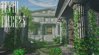 Final Fantasy VIII - Erfahrungsbericht #25 - Der Trabia-Garden und Flashbacks