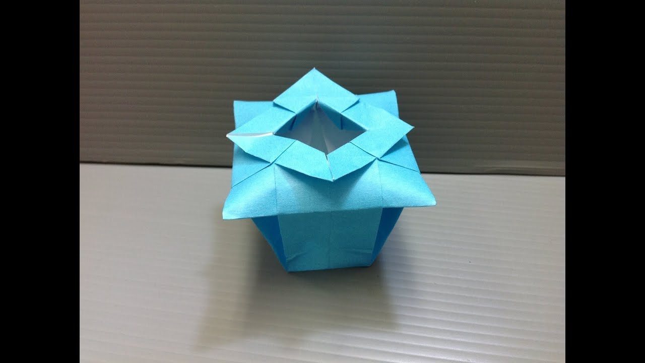 Daily origami 100 chinese vase youtube reviewsmspy