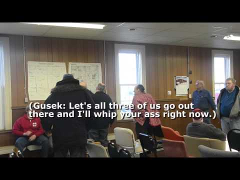 Township Official In Tuscola County, Michigan Threatens To 'run Over' Citizen
