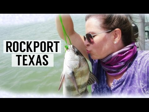Rockport, Texas Vacation Vlog - Texas Travel