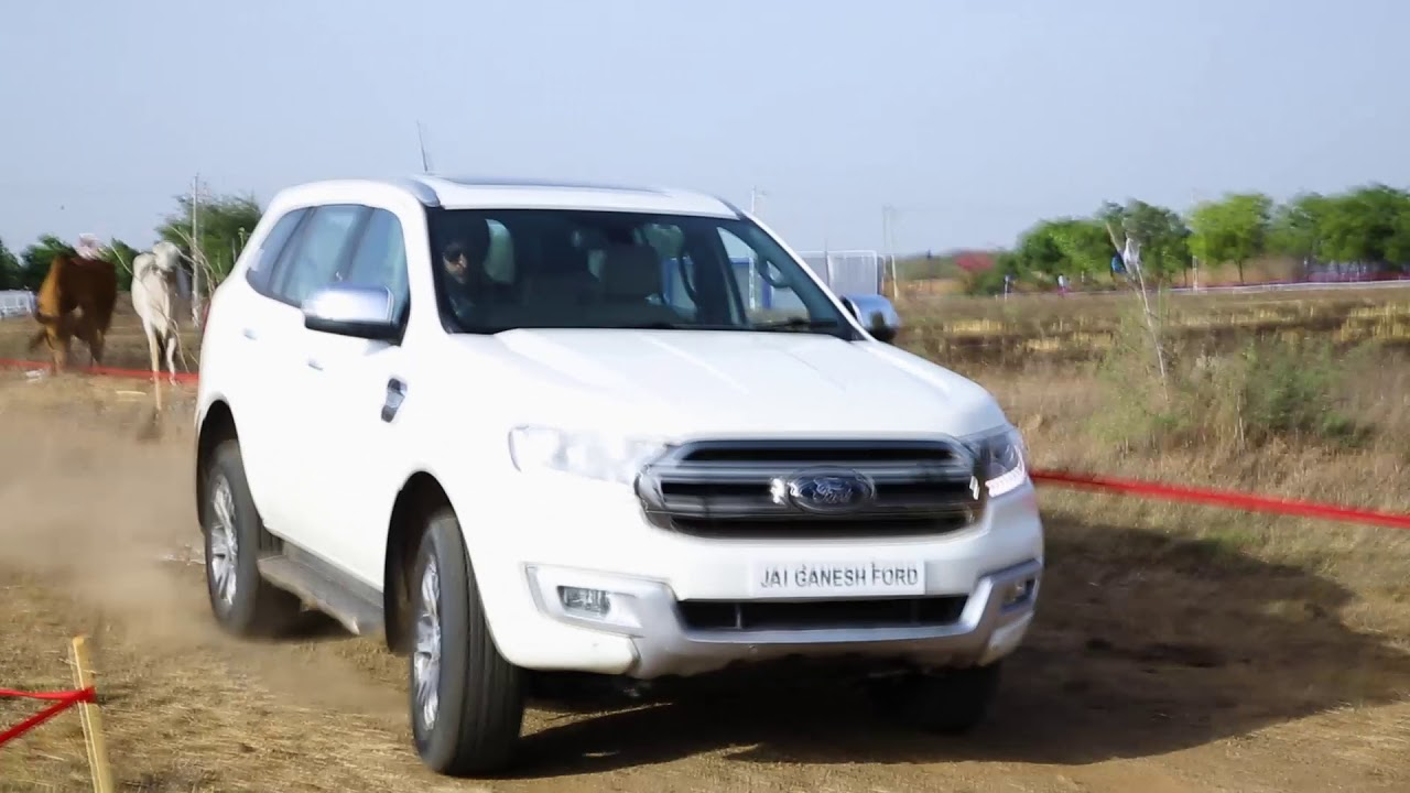 JOSH DRIVE With Ford freestyle and ford Endeavour  event part 2