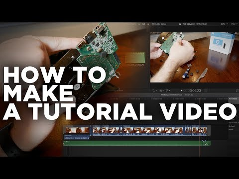 How to Make a Tutorial Video | Hey.film podcast ep29