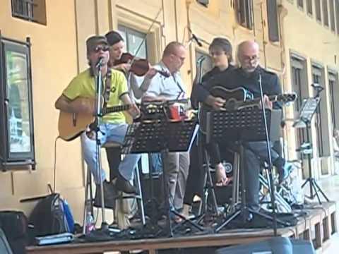 Tatanka Mani - Creuza De Ma Live @ Correggio (RE) 12/7/14 [2]