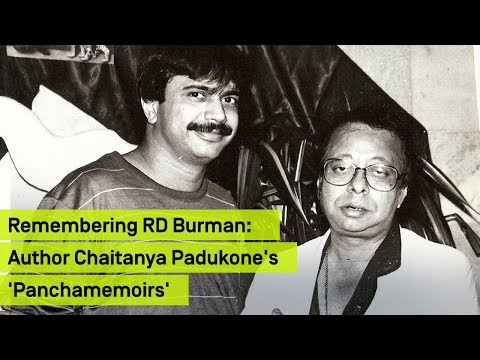 Remembering RD Burman: Author Chaitanya Padukone's 'Panchamemoirs'   Interview Mp3
