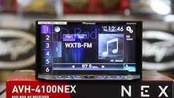 How to use the HD radio on the Pioneer AVH 4100, Avic 6100, 7100, 8100 NEX
