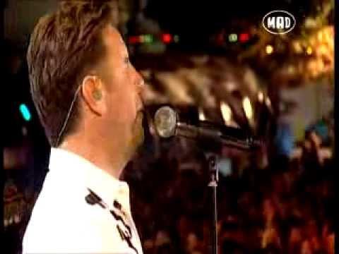 Giorgos Xilouris - 7o Live - Greek Idol 2011 (Giorgos Mazonakis - Aniko se mena)