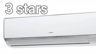 Hitachi 1.5 Ton 3 Star Split AC