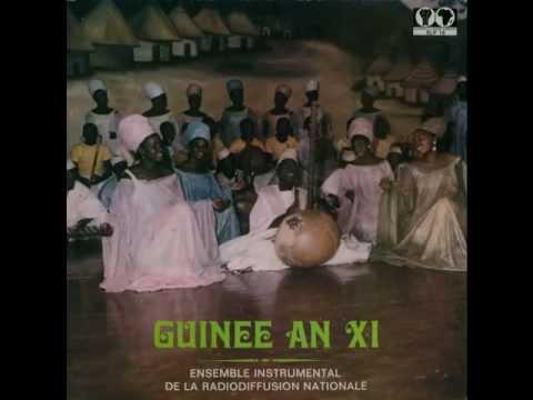 Guinée An XI - Ensemble Intrumental de la Radiodiffusion Nationale (SLP16) 1970