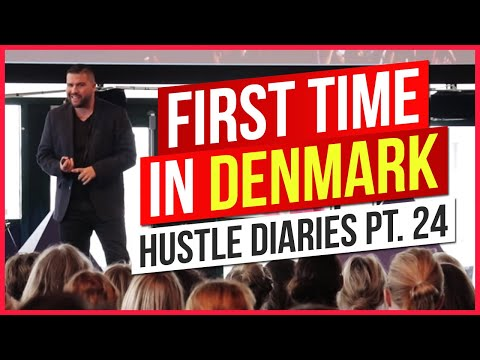 Hustle Diaries 24: Komfo Summit 2017 in Copenhagen, Denmark
