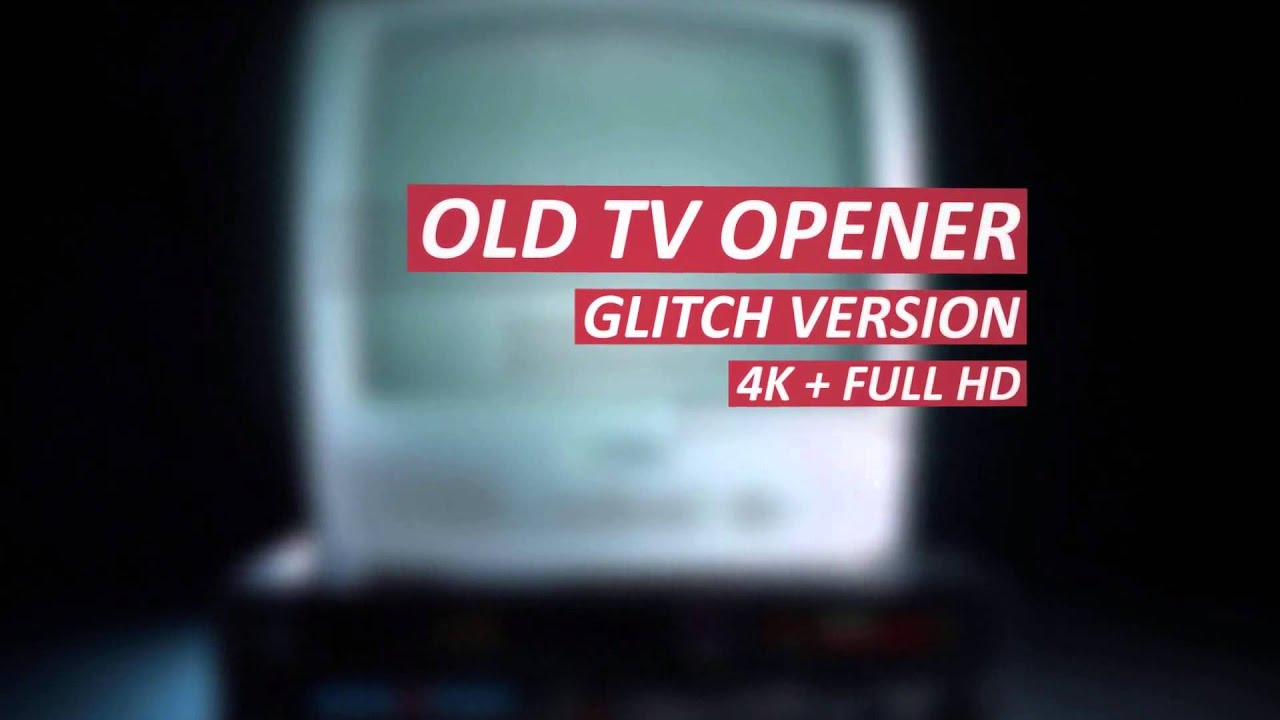 Old tv opener videohive templates after effects project files old tv opener videohive templates after effects project files youtube pronofoot35fo Gallery
