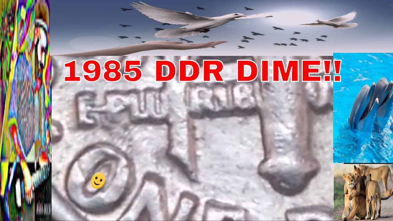 The Accidental Millionaire 20 | 1985 Dime Double Die Reverse!! Good Things Happen When You____?