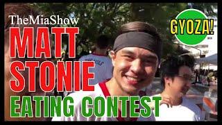 Eating Contest vs. Matt Stonie & Joey Chestnut