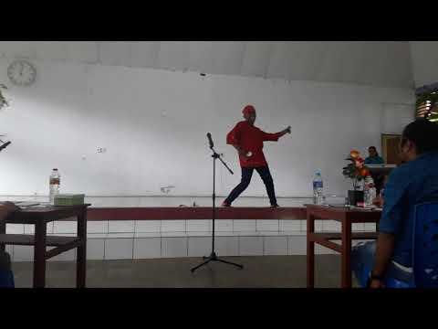 Juara 3 ({ Danger Boys : Juan Ohoiwutun })......Lomba Dance di Smk 4 Ambon