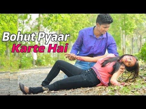 Bahut Pyaar Karte Hai |Heart Broken Love Story | Debolina Nandy | New song 2018 | Besharam boyz