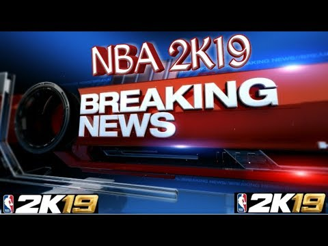 NBA 2K19 NEWS 2K YouTubers are in the Game! CONFIRMED lastest 2k19 gameplay news