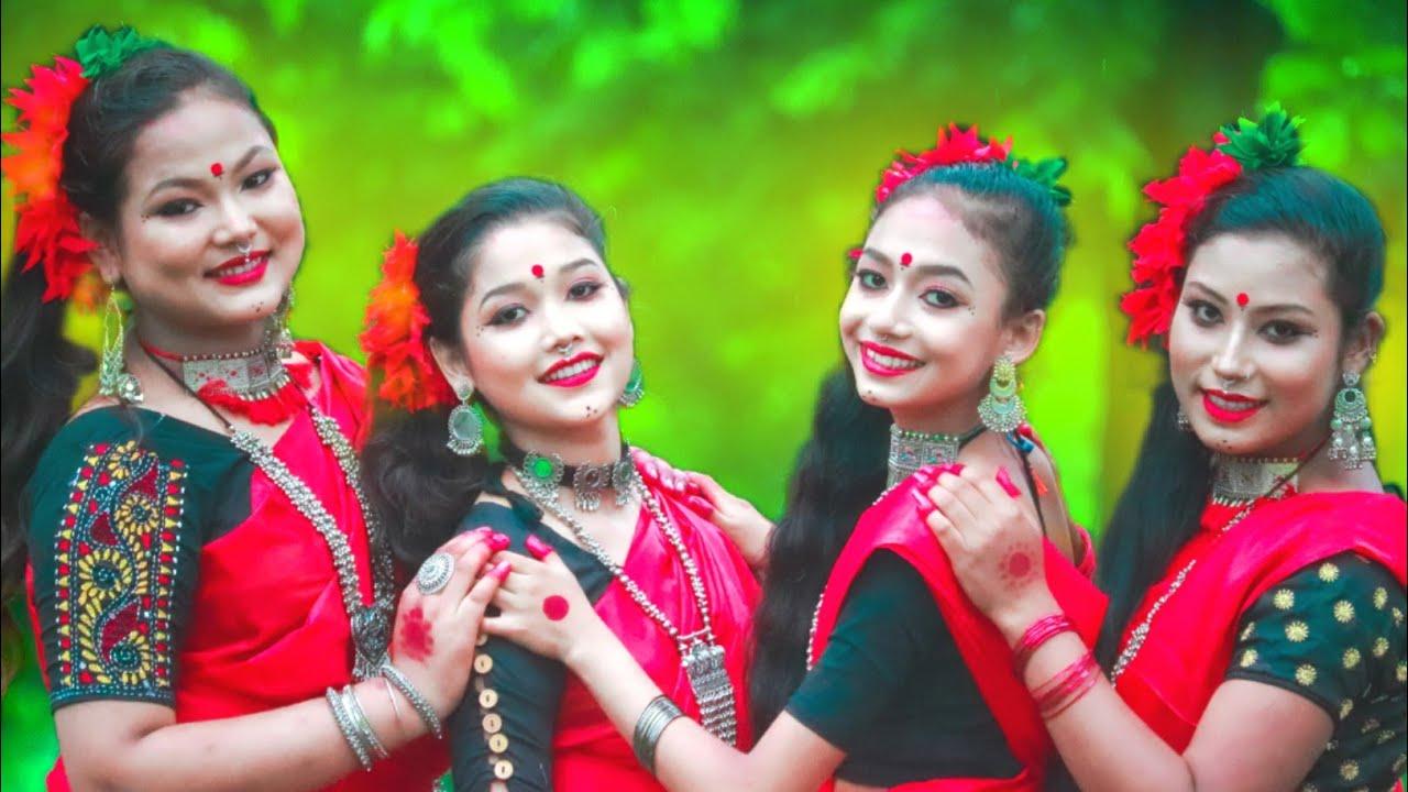 ও দখিনা শন শন 😍😍❤️❤️. Anima D'COSTA . Joyjit Dance .