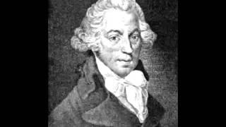 Ignaz Joseph Pleyel Symphony G major  III. Menuetto e Trio