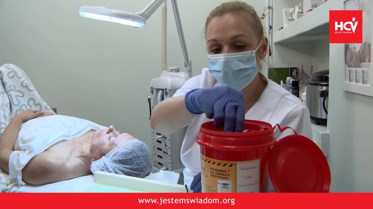 Twarz kampanii HCV: Joanna Klimek