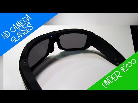 Neurona OpticHD 1080p WiFi Camera Spy Glasses: Inside Look & Demo Footage