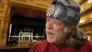 Opernsänger im Stummfilm Helge Schneider