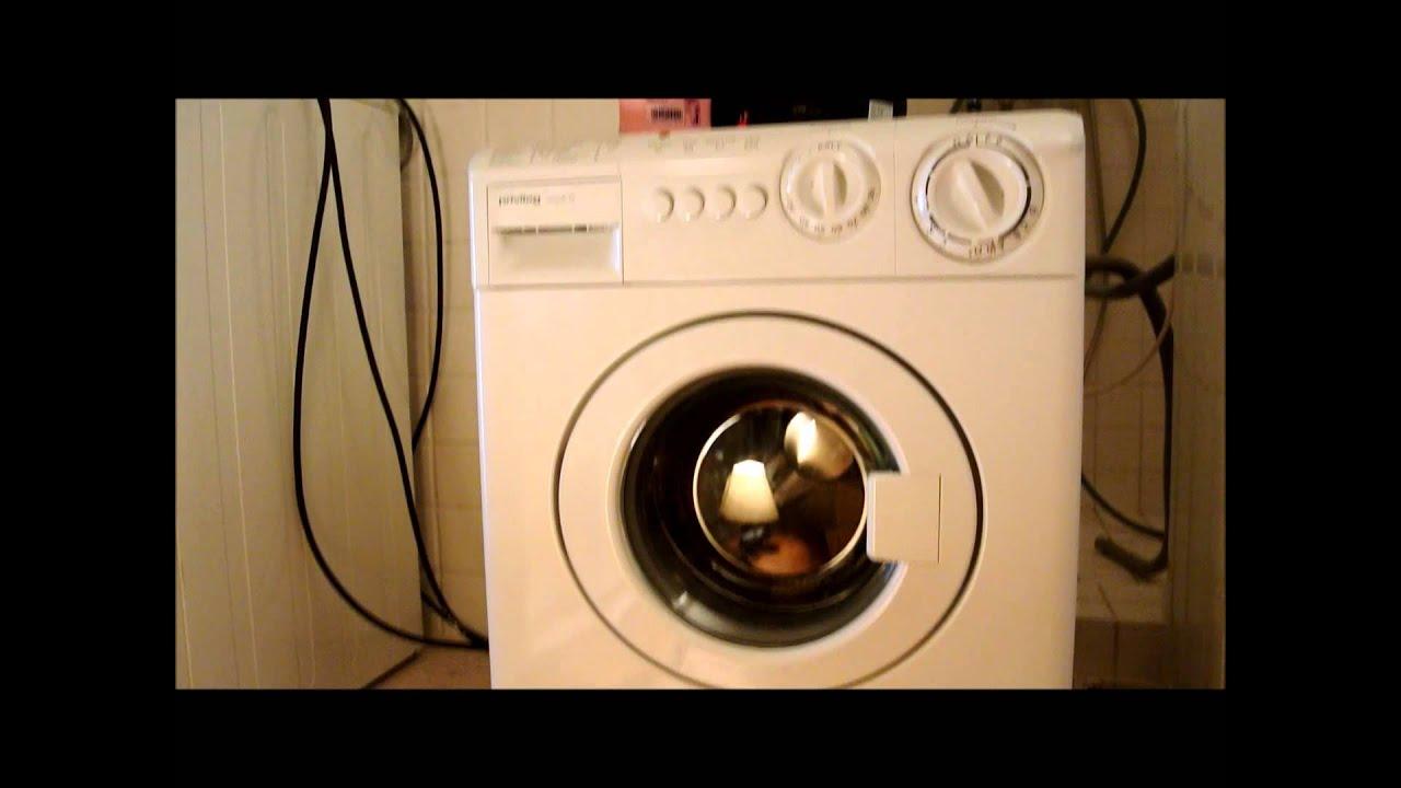 rex waschmaschine schleudern youtube. Black Bedroom Furniture Sets. Home Design Ideas