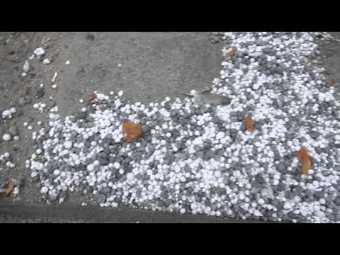 styrofoam blown away by the wind in vienna