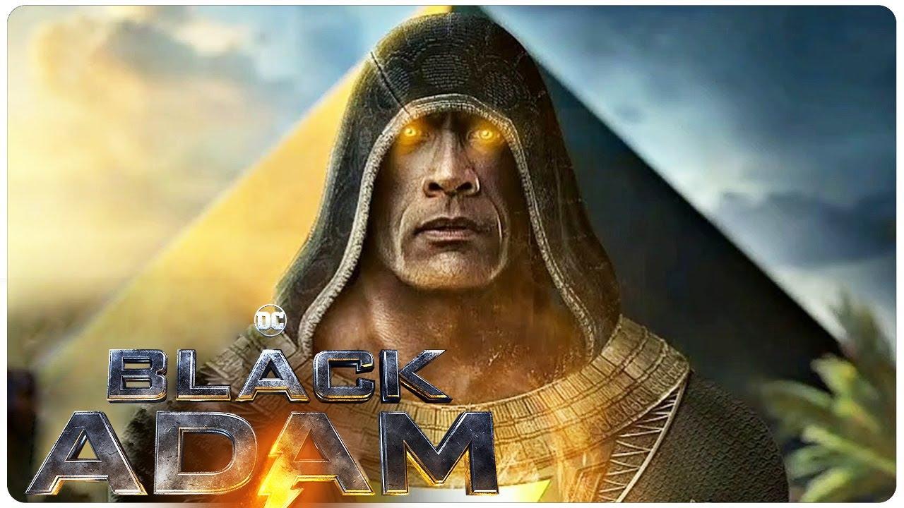 Download BLACK ADAM Teaser (2022) With Dwayne Johnson & Noah Centineo