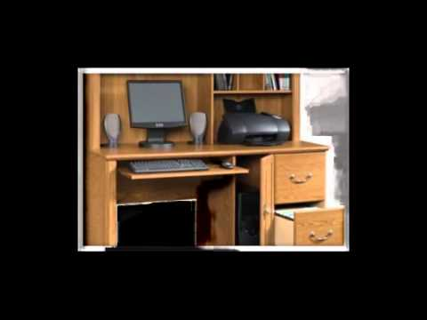 Orchard Hills Computer Desk with Hutch Best Computer Desks for