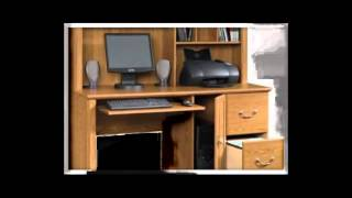 Orchard Hills Computer Desk with Hutch | Best Computer Desks for Home