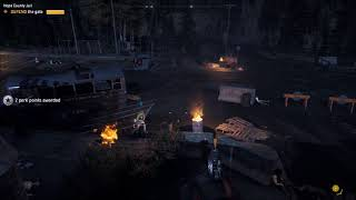 Far Cry 5 Defend the Gate