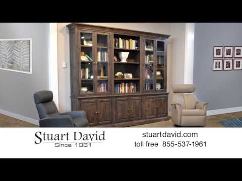 Stuart David Home Furnishings - American Made Solid Wood Furniture April 2017 Commercial