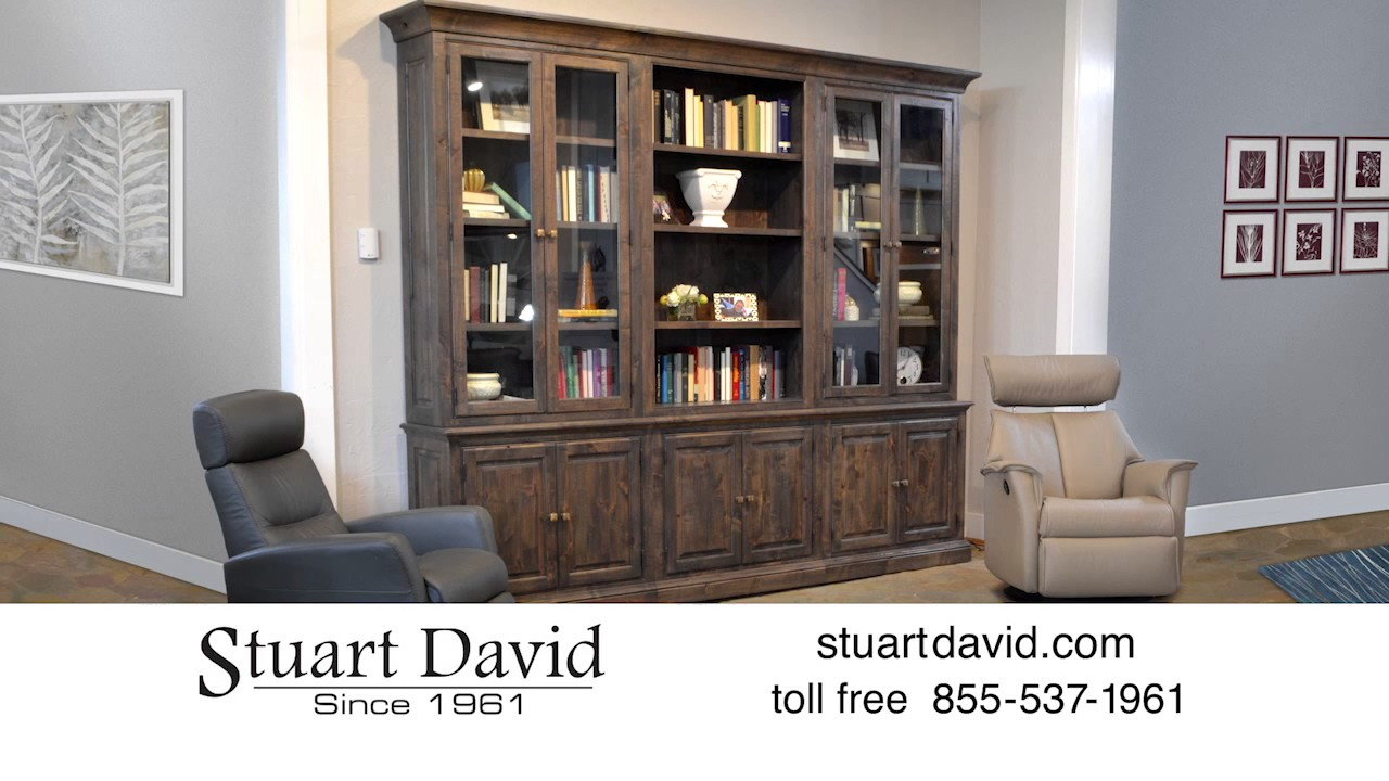 Stuart David Home Furnishings   American Made Solid Wood Furniture April  2017 Commercial