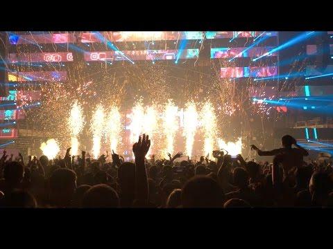 Hardwell ft. Austin Mahone - Creatures Of The Night @ Paris - Fun Radio Ibiza Experience