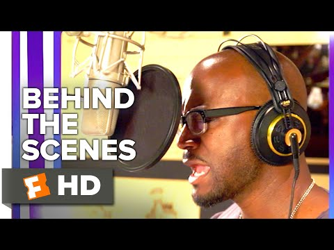 My Little Pony: The Movie Behind the s  Taye Diggs 2017  Movies Extras