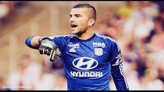 Anthony Lopes - Best Saves - Olympique Lyonnais