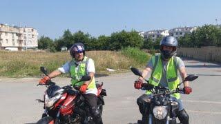 Motosiklet Eğitimi ve Sınav Bilgileri