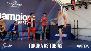 Tobias Becs v Tokura - Top 16 | F3WT London