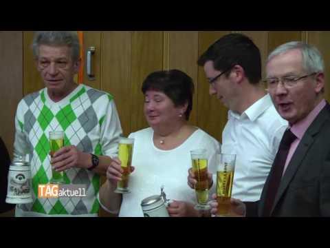 Mauritius-Brauerei ehrt langjährige Mitarbeiter